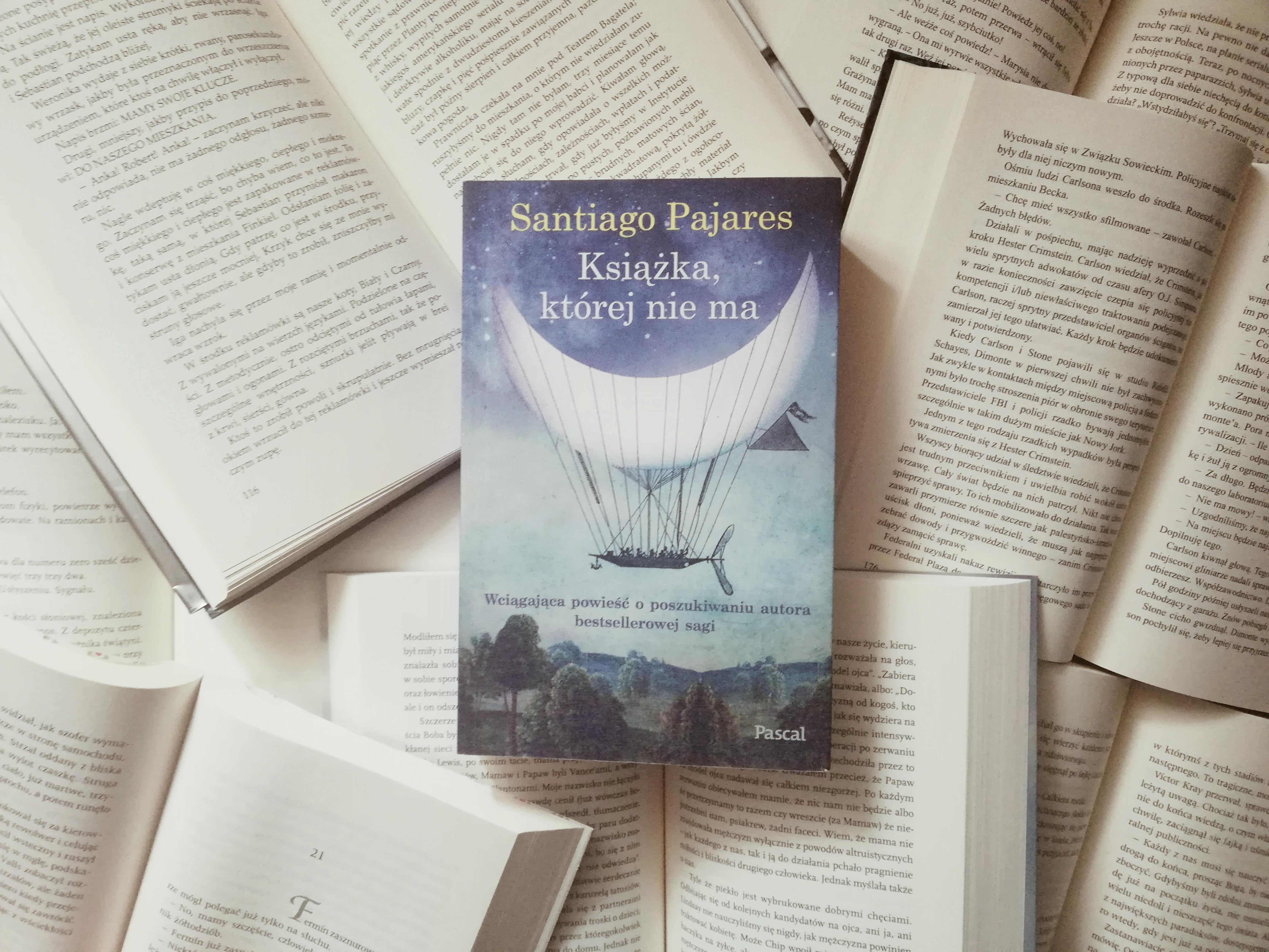 książka której nie ma