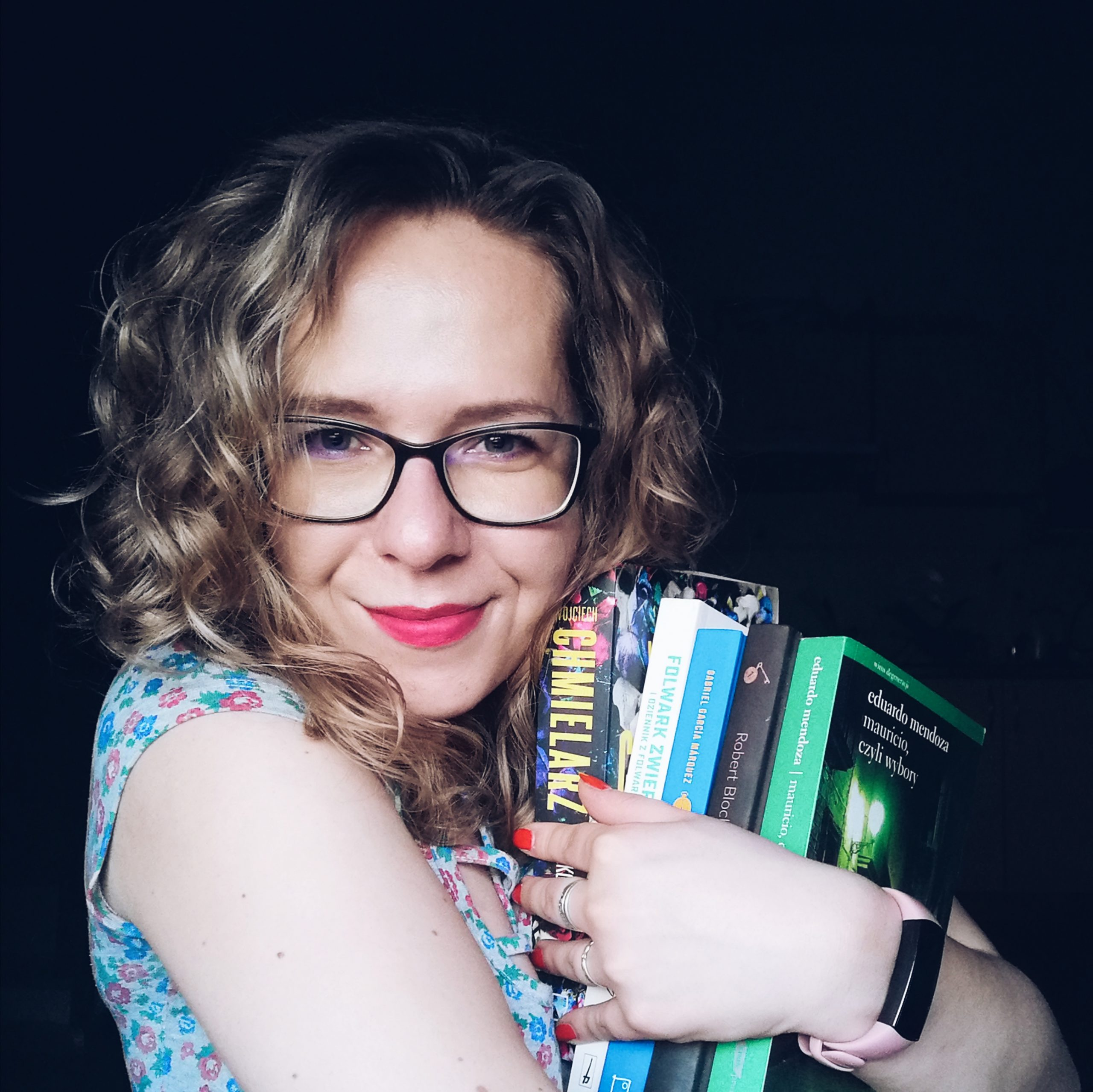 agata czyta książki